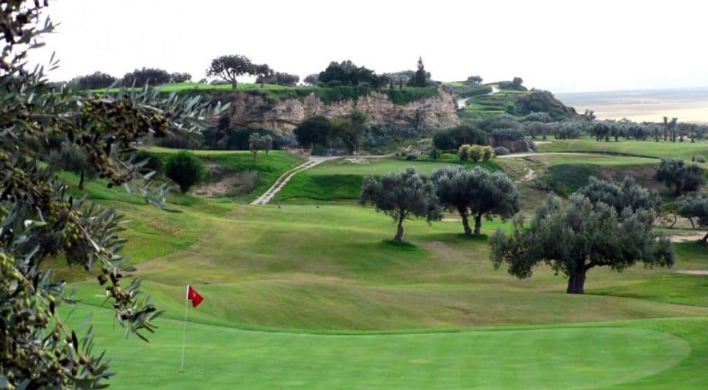 Visit the Flamingo Golf Course in Monastir