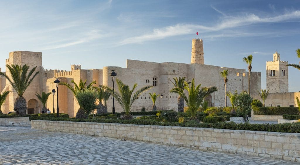 "Visit the Middle Ages Fort ""El Ribat"""