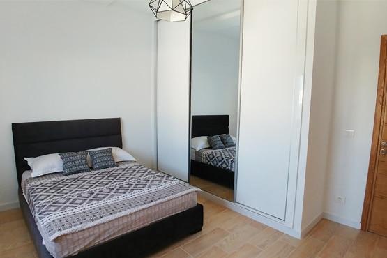 chambre double grise villa romana monastir