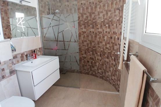 sdb suite tropicale villa romana monastir