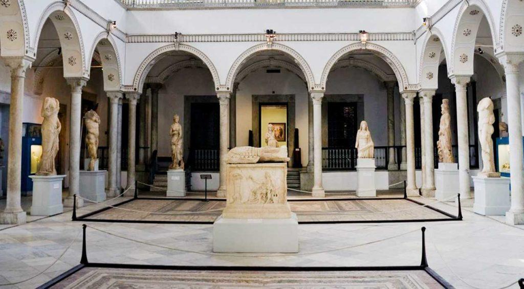 Visiter le Musée National du Bardo à Tunis