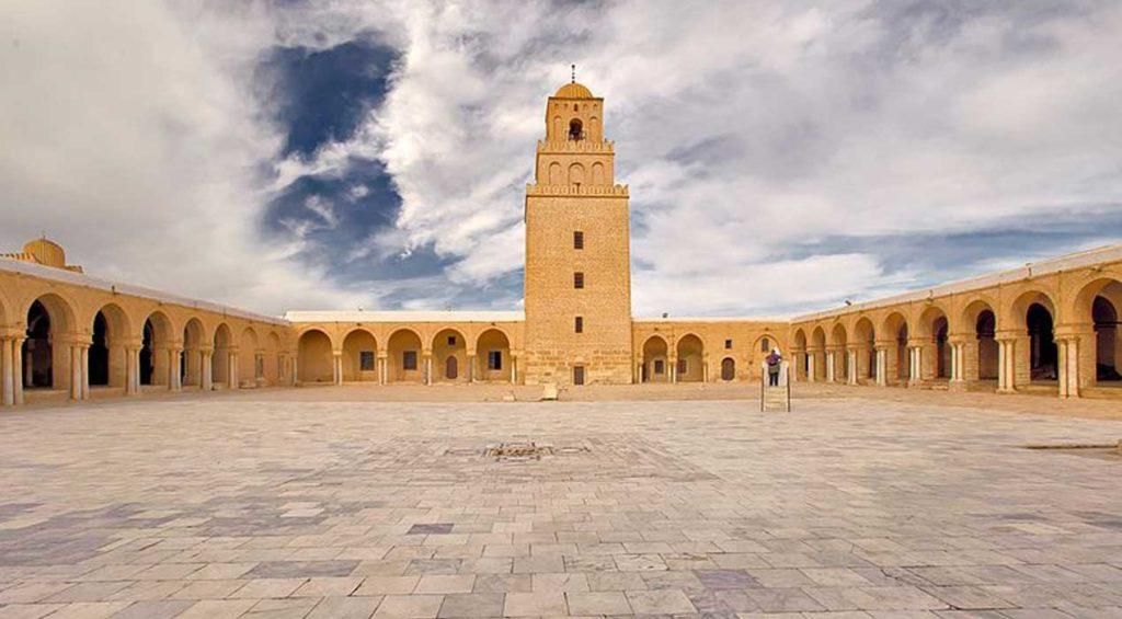 Découvrir la Grande Mosquée de Kairouan