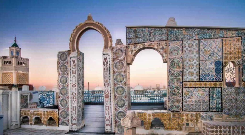 Apprécier le site archéologique de Carthage