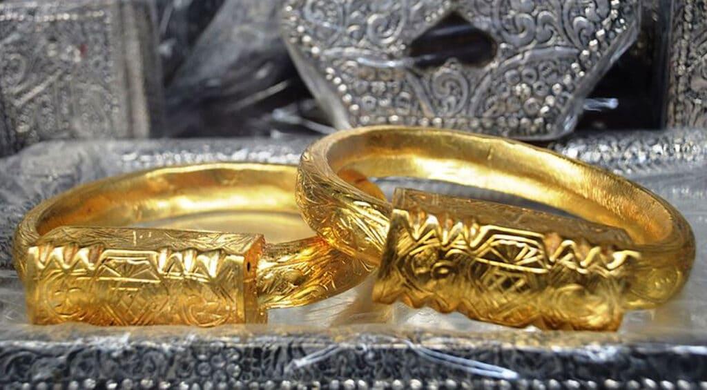 Le kholkhal, le bracelet tunisien traditionnel